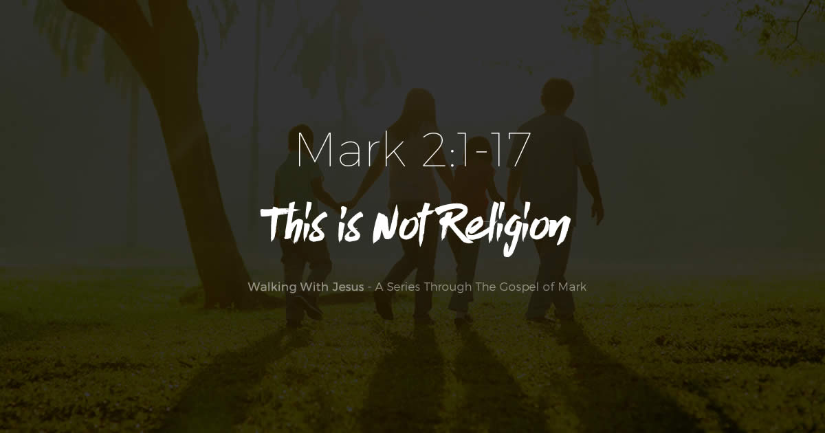 This Is Not Religion